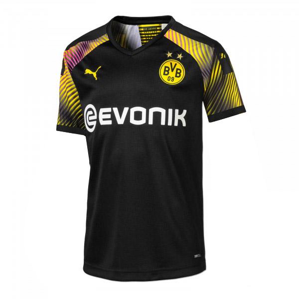 differently d34ff d2c80 19-20 Borussia Dortmund Black Goalkeeper Jersey : Cheap ...