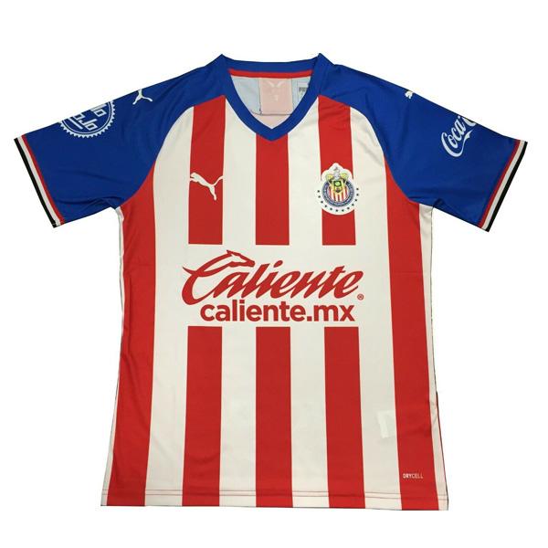 1e7d3ba19 19-20 Chivas Guadalajara Home Soccer Jersey : Cheap Soccer Jerseys ...