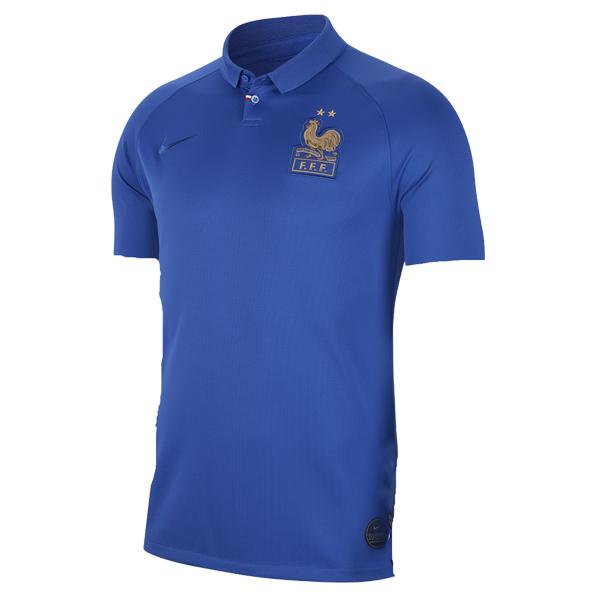 pretty nice 09f4d e5a44 2019 France 100th Anniversary Edition Soccer Jersey : Cheap ...