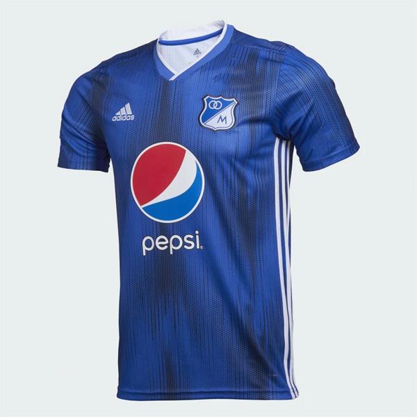 301354c36f2 2019 Millonarios FC Home Soccer Jersey   Cheap Soccer Jerseys Shop ...