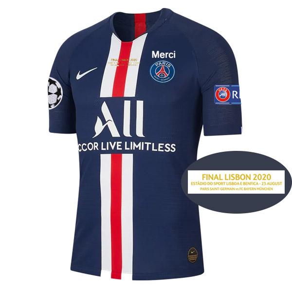 2020 Psg Ucl Final Authentic Full Patch Jersey Player Version Cheap Soccer Jerseys Shop Jerseygoal Co