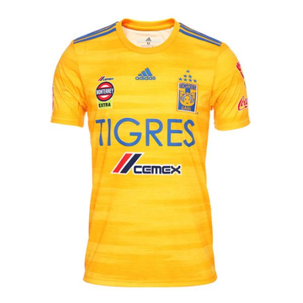 official photos 82fc3 4e775 19-20 Tigres UANL Home Soccer Jersey (7 Star) : Cheap Soccer ...